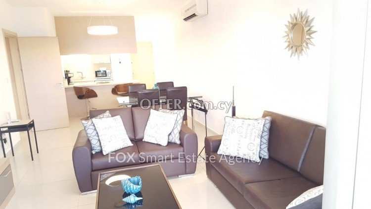 2 Bed  				Apartment 			 For Rent in Potamos Germasogeias, Limassol - 1