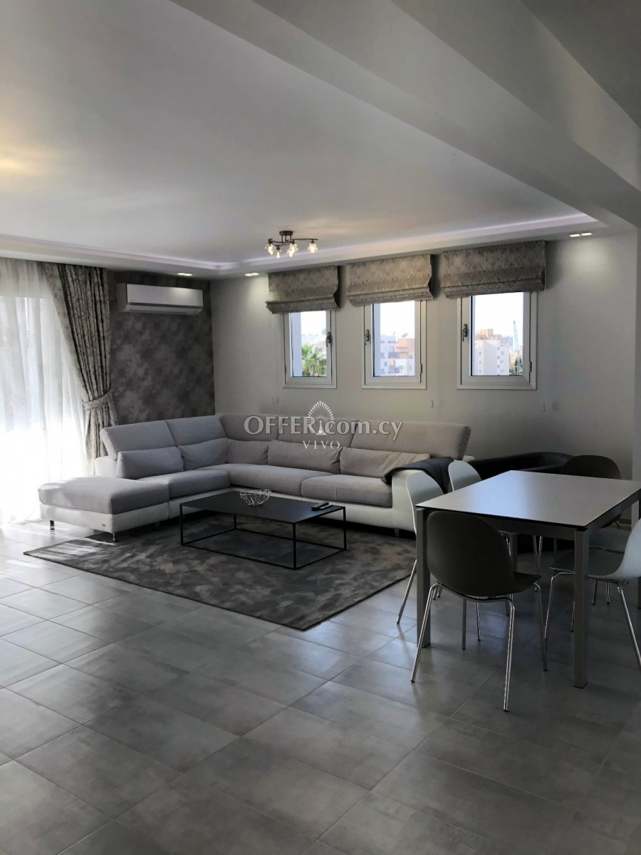 LUXURIOUS MODERN 3 BEDROOM APARTMENT CLOSE TO THE BEACH IN NEAPOLI - 1