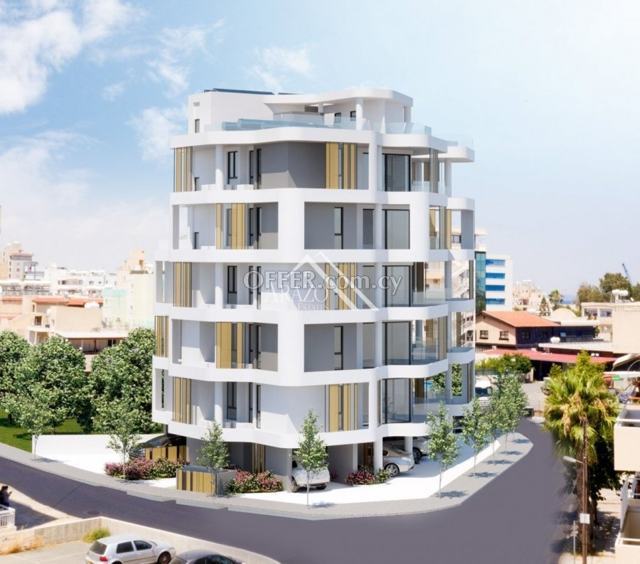 2 Bed Apartment For Sale in Harbor Area, Larnaca - 2