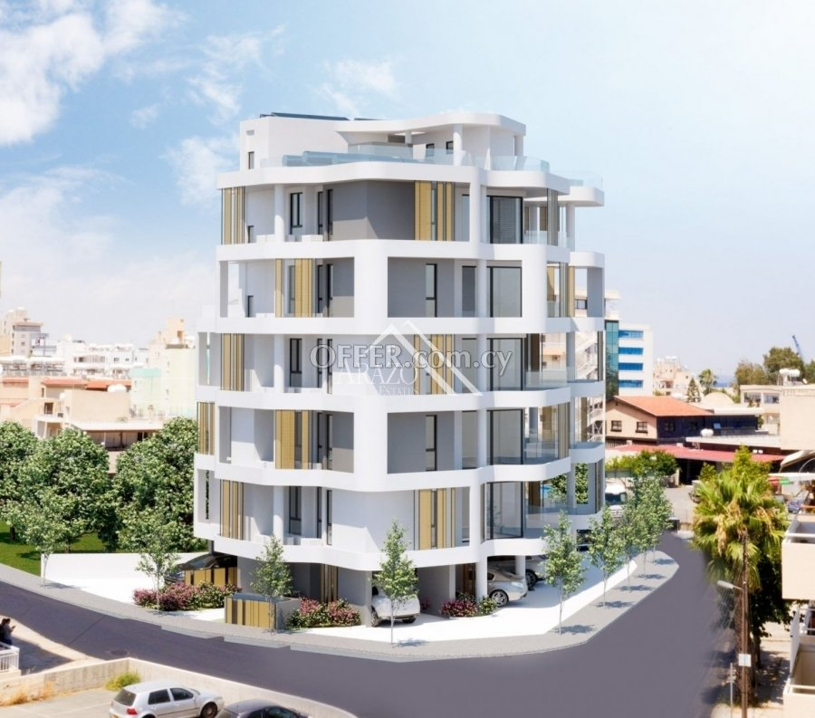 3 Bed Apartment For Sale in Harbor Area, Larnaca - 2