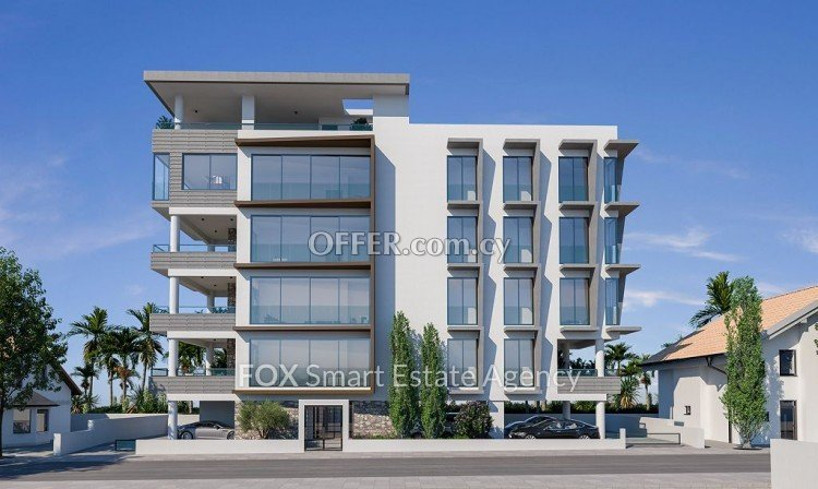 2 Bed  				Whole Floor Apartment  			 For Sale in Agia Trias, Limassol - 2