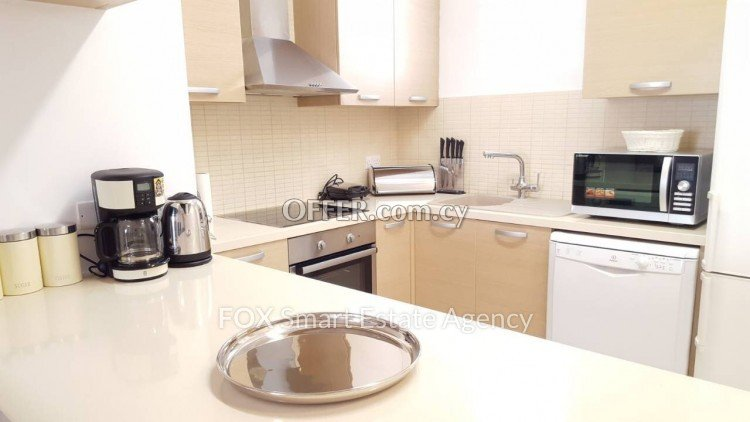 2 Bed  				Apartment 			 For Rent in Potamos Germasogeias, Limassol - 3