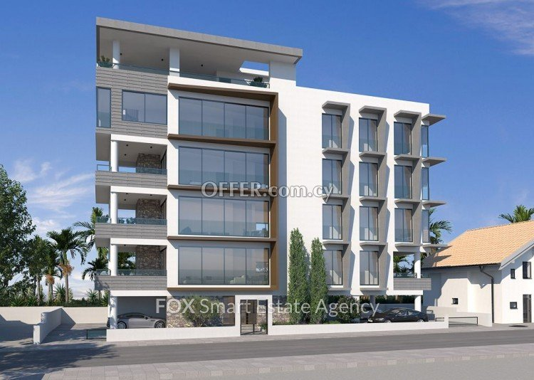 2 Bed  				Whole Floor Apartment  			 For Sale in Agia Trias, Limassol - 5