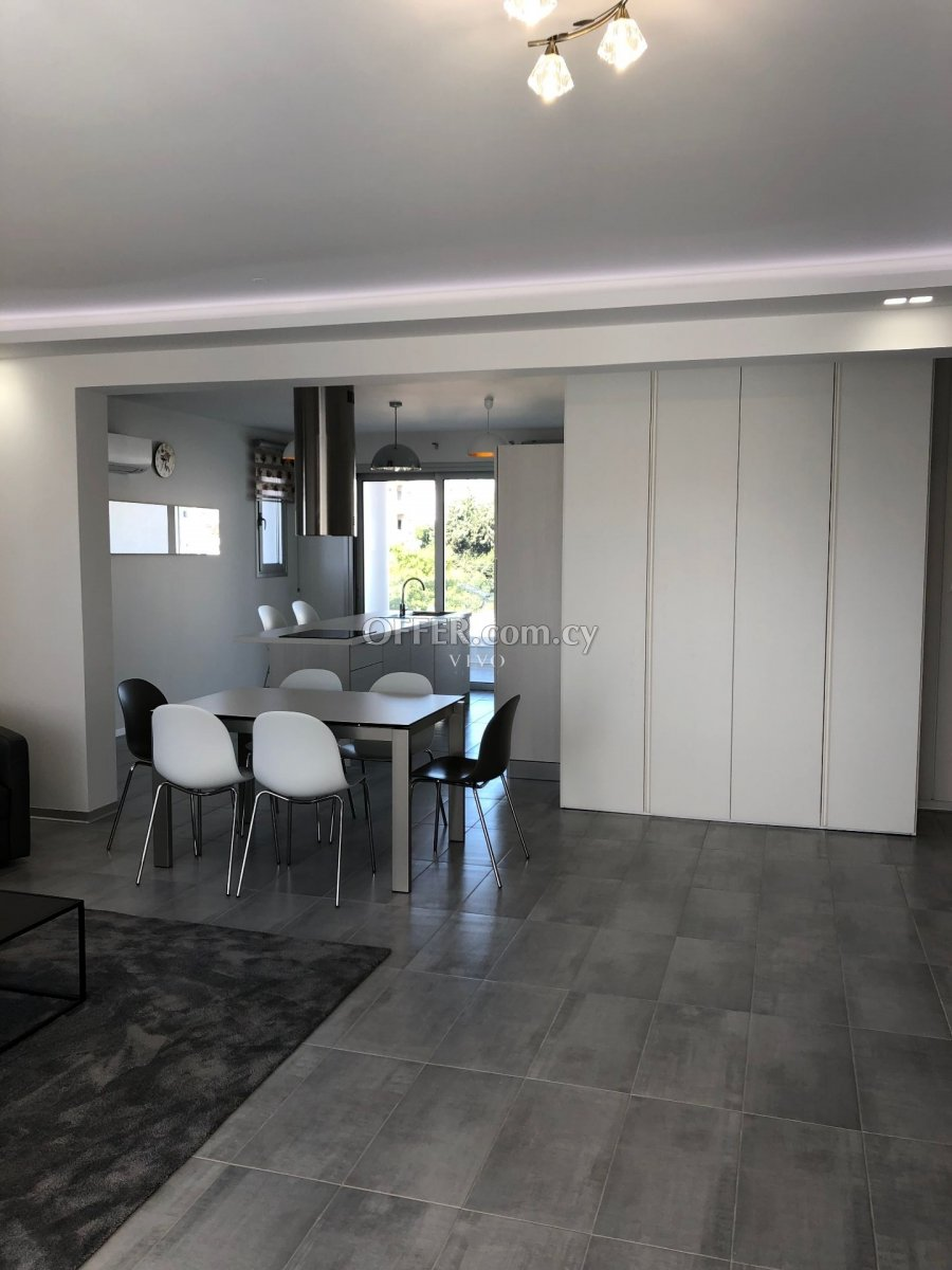 LUXURIOUS MODERN 3 BEDROOM APARTMENT CLOSE TO THE BEACH IN NEAPOLI - 5