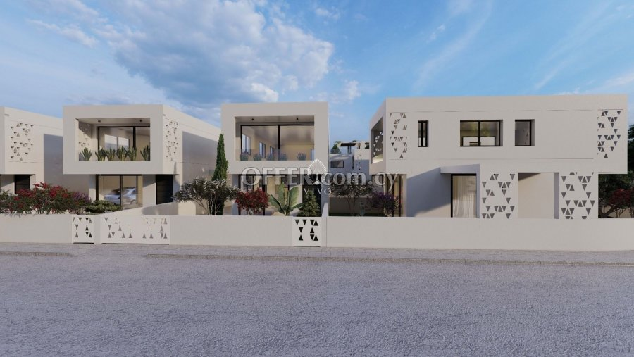 FOUR BEDROOM DETACHED HOUSE IN AGIOS ATHANASIOS - 6