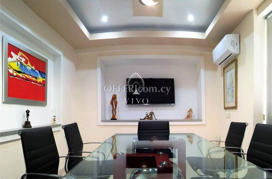 SERVICED OFFICE SPACE IN THE HEART OF LIMASSOL - 1