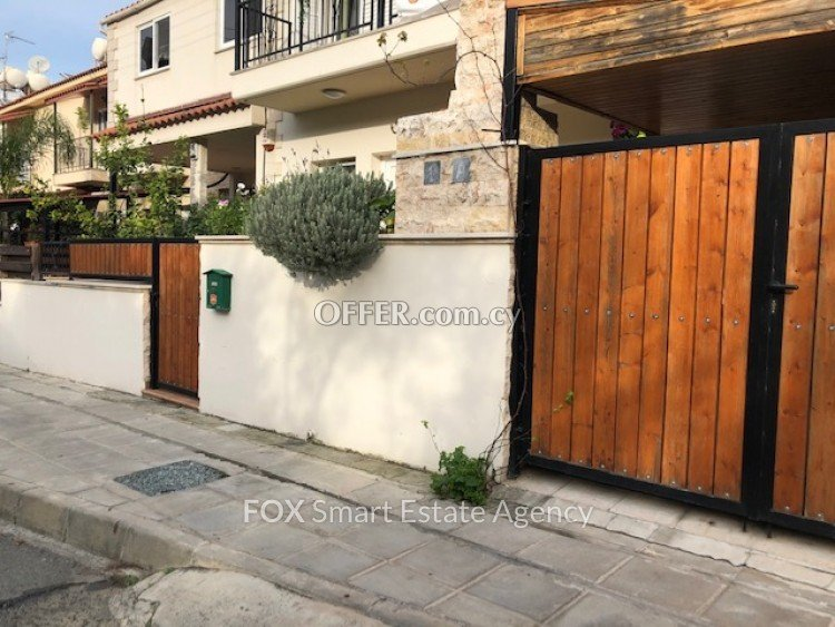 3 Bed  				Semi Detached House 			 For Sale in Germasogeia, Limassol - 2