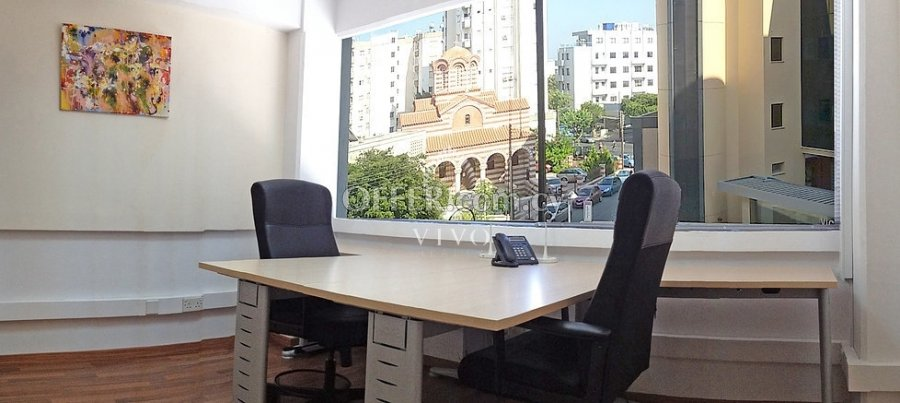 SERVICED OFFICE SPACE IN THE HEART OF LIMASSOL - 3