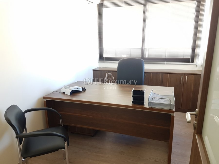 SERVICED OFFICE SPACE IN THE HEART OF LIMASSOL - 5