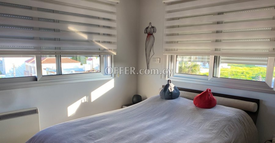 2 Bedrooms Penthouse Flat In Strovolos - 5