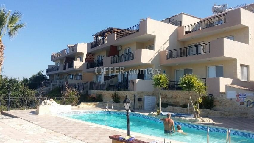 3 BEDROOM PENTHOUSE IN MESA CHORIO, PAPHOS - 1