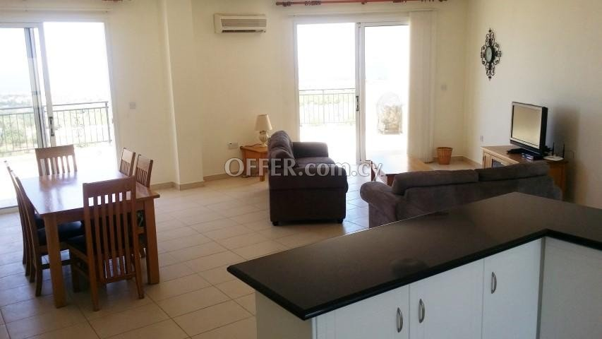 3 BEDROOM PENTHOUSE IN MESA CHORIO, PAPHOS - 3