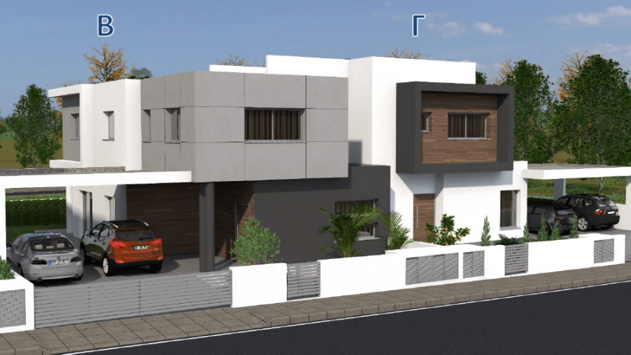 4 Bedrooms House In Lakatamia - 3