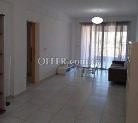 FOR RENT 3 BEDROOM APARTMENT IN ASOMATOS, LIMASSOL