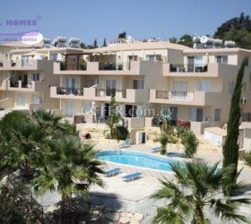 1 BEDROOM PENTHOUSE IN MESA CHORIO, PAPHOS