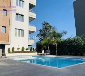 FOR RENT 2 BEDROOM APARTMENT IN POTAMOS GERMASOGEIAS, LIMASSOL