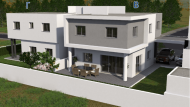 4 Bedrooms House In Lakatamia - 4