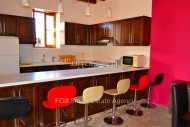 1 Bed  				Semi Detached House 			 For Rent in Apsiou, Limassol