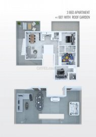FOR SALE 3-bedroom Apartment 100 sq.m. in Larnaca, Mackenzie