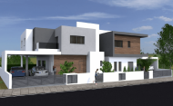 4 Bedrooms Detached House In Anthoupoli