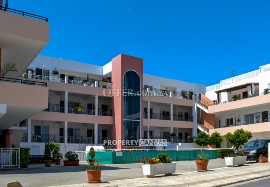 One bedroom apartment for sale in Geroskipou - 1