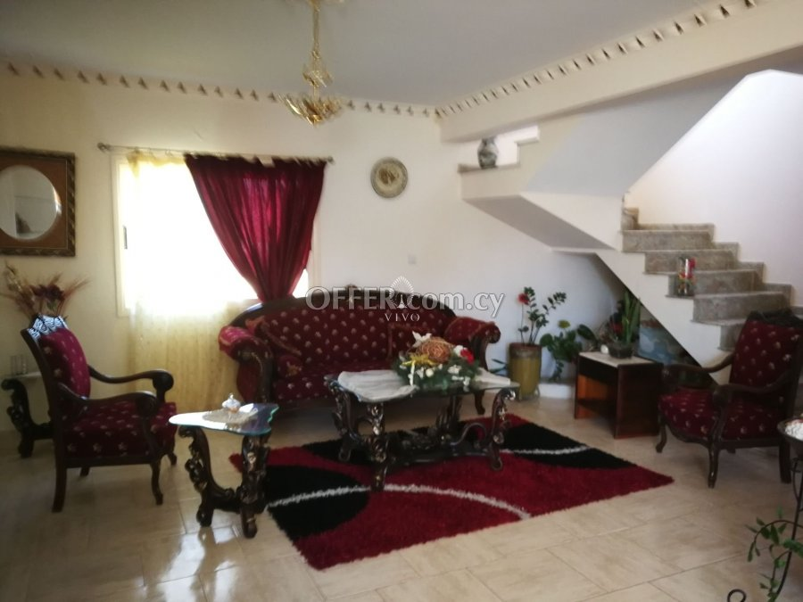 SEMI/DETACHED FOUR BEDROOM HOUSE IN PAREKLISIA - 1