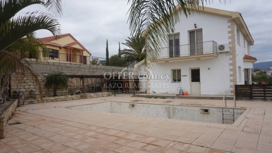 House Detached in Pyrgos Limassol - 5