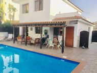 Three Bedroom Detached House with swimming pool, McDonalds Drive-Through Area, Larnaca, Cyprus