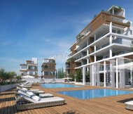 THREE BEDROOM APARTMENT IN A LUXURY COMPLEX 500 M FROM THE SEA IN P. GERMASOGEIAS - 2