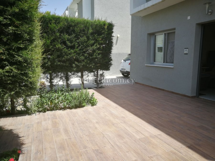 SEMI DETACHED THREE BEDROOM HOUSE IN PYRGOS - 2