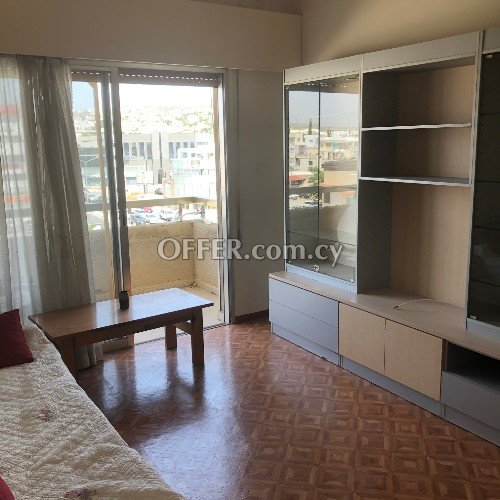 2 Bedrooms Nice Apartment At Kapsalos Area, Fully Furnished And Equipped - 1