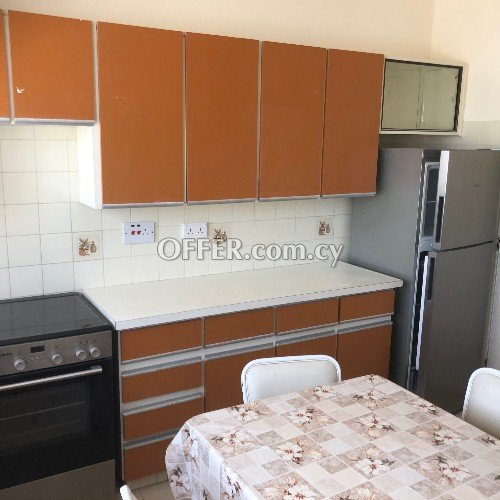 2 Bedrooms Nice Apartment At Kapsalos Area, Fully Furnished And Equipped - 4