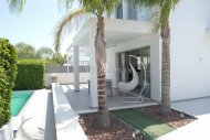 FOUR BEDROOM DETACHED BEACHFRONT HOUSE  WITH POOL IN GOVERNORS BEACH