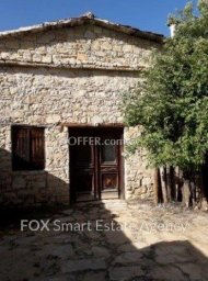 2 Bed  				Detached House 			 For Sale in Lofou, Limassol