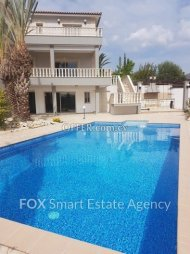 5 Bed  				Detached House 			 For Rent in Moni, Limassol