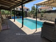 4 Bed  				Detached House 			 For Rent in Parekklisia, Limassol
