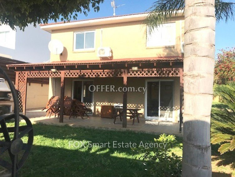 4 Bed  				Detached House 			 For Sale in Agios Athanasios, Limassol - 1