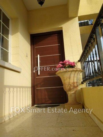 3 Bed  				Town House 			 For Rent in Apostolos Andreas, Limassol - 1