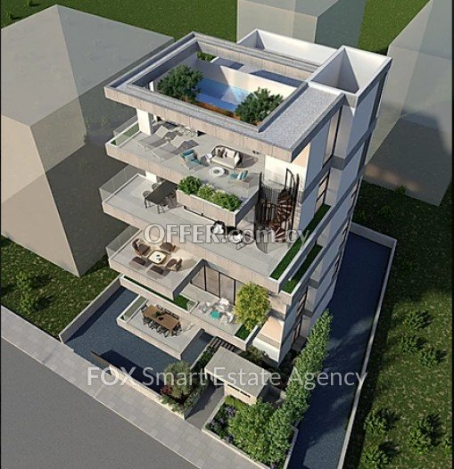2 Bed  				Apartment 			 For Sale in Germasogeia, Limassol - 3