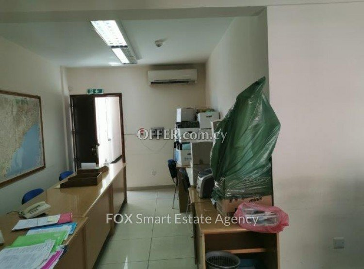 Office  			 For Rent in Mesa Geitonia, Limassol - 1