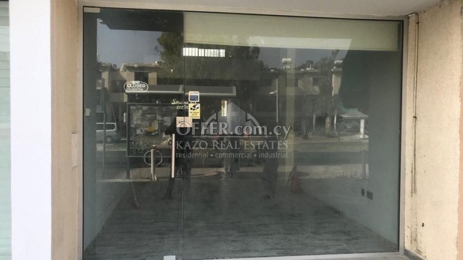Shop Commercial in Germasoyeia Tourist Area Limassol - 4
