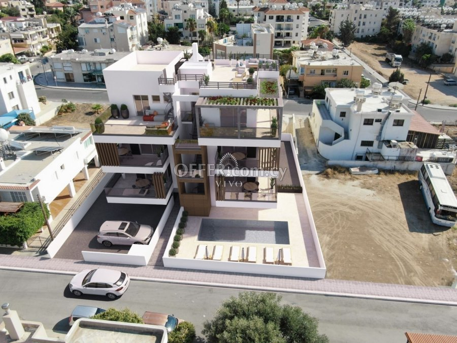 TWO BEDROOM APARTMENT IN THE HEART OF KATO PAPHOS - 4