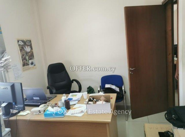 Office  			 For Rent in Mesa Geitonia, Limassol - 5