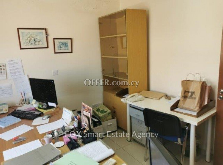 Office  			 For Rent in Mesa Geitonia, Limassol - 6