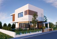 THREE BEDROOM DETACHED HOUSE IN PARALIMNI