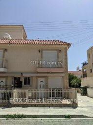 2 Bed  				Town House 			 For Rent in Germasogeia, Limassol