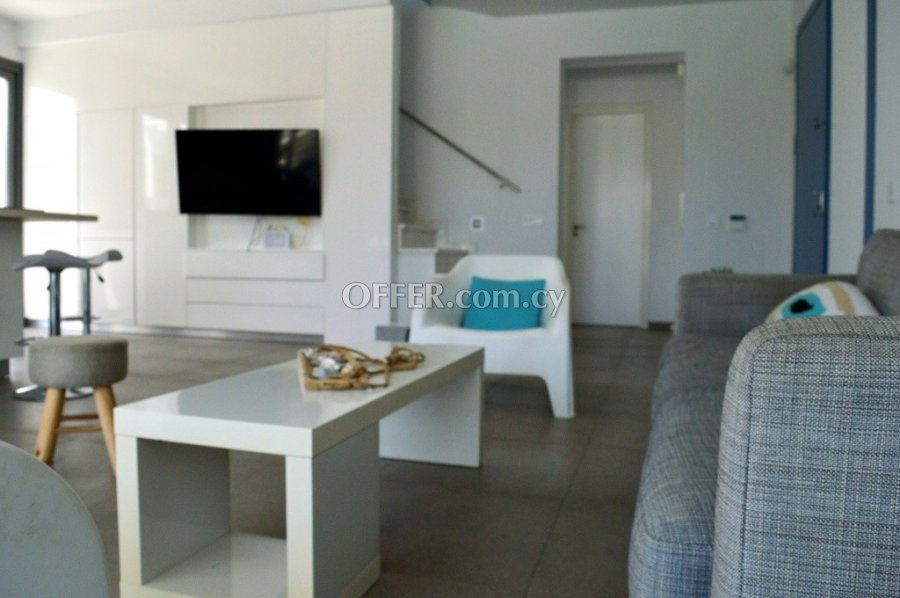 FOR RENT 4-bedroom Detached Villa 270 sq.m. in Governor's Beach, Limassol - 4