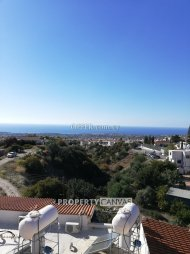 Two bedroom townhouse in Peyia