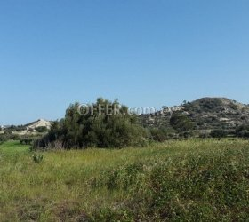 LARGE PIECE OF LAND IN MONAGROULLI 27.640M2. APPROVED PLANS FOR (20 BUILDING PLOTS)
