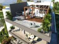 3 BEDROOM APARTMENT WITH ROOF GARDEN IN LARNACA (LIVADIA)